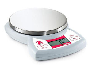 Ohaus Cs200 Compact Portable Scale Balance 200 G X 0 1 G Ac Adaptor New