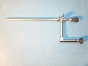 Storz Model 26036aa Operating 10mm Laparoscope With 5mm Working Channel