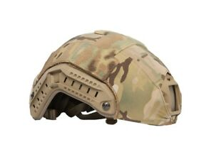 FirstSpear FAST Helmet Cover - MultiCam w Battery Pocket SM