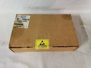 Hobart Am14 Dishwasher Control Board Kit 00 749670 New Old Stock