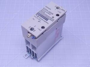 Omron G3pa 420b Solid State Relay 20 A T130859