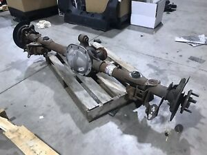 2005 Ford Mustang 7 5 Inch Rear End Assembly Used Complete