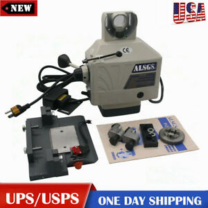 110v Alsgs Power Feed For Vertical Milling Machine X Y Axis Al 310sx Usa