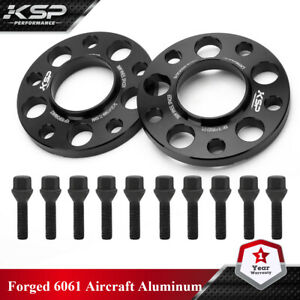Ksp 2pc 15mm 5x120mm Hubcentric Wheel Spacers 72 56mm Cb For Bmw E36 E82 E88