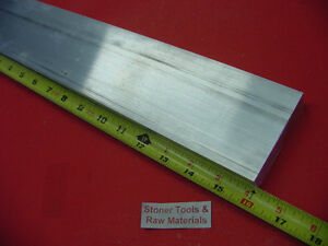 5 Pieces 3 8 x 3 Aluminum 6061 Flat Bar 16 Long Solid Extruded Mill Stock