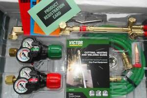 Victor Contender Edge Welding Cutting Outfit 0384 2131