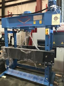 Avalon Machinery 220 H Frame Hydraulic Work Shop Press