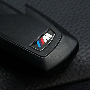 M Logo Car Key Sticker Interior Decal Emblem Badge Bmw Fits M3 M4