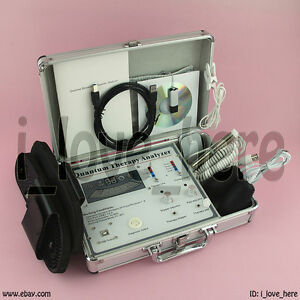 2 Languages 4th Quantum Magnetic Resonance Analyzer Massage Therapy 45 Reports