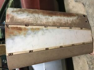 1957 58 Ford Fairlane 2 Door Sedan Drivers Side Door