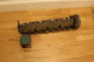 85 5 89 Porsche 944 Turbo Engine Camshaft Cam Shaft Tower And Lifters Followers