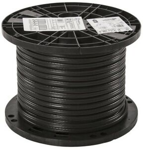 Southwire 500 Ft 8 2 Stranded Romex Simpull Type Cu Nm b W g Wire Cable Black