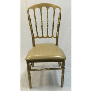 Aluminum Banquet Stacking Chair