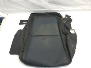 05 10 Scion Tc Front Left Driver Seat Cover Black Cloth Upholstery Oem 414