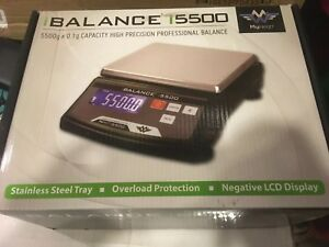 My Weigh Ibalance 5500 Table Top Precision Scale Scm5500black