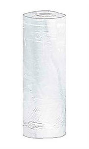 Large White Plastic Garment Bags 21 w X 3 d X 72 h Roll Of 243