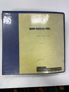 Galion Dresser Complete Hydraulic Cranes Service Shop Repair Manual Guide Book
