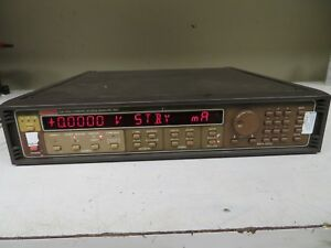 Keithley 238 High Current Source Measure Unit Nh10