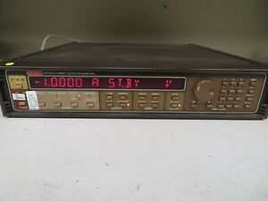 Keithley 238 High Current Source Measure Unit Nh11