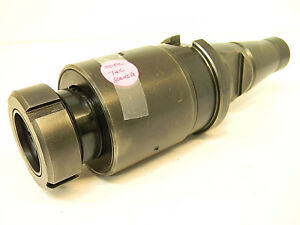 Used Erickson Tool Nmtb50 Flash Change Tension Compression Holder Series g