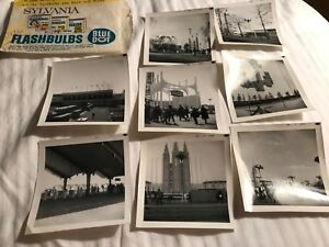 New York worlds fair photos original Coca Cola  1940s1950s1960s vintage photogra