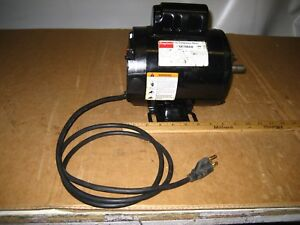 Dayton Aircompressor Motor With Thermo Protection
