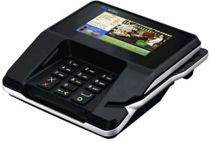 Verifone Mx915 Payment Terminal Magnetic Swipe And Chip Reader w Power Cord