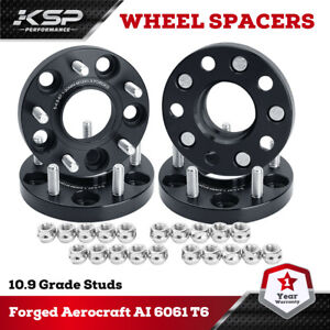 4pc 5x4 5 Wheel Spacers 20mm M12x1 5 For Jeep Compass Patriot Prospector Mazda