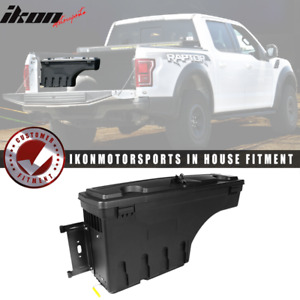 Fits 15 19 Ford F150 Abs Truck Bed Storage Box Toolbox Driver Left Side