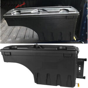Fits 15 19 Ford F150 Abs Truck Storage Box Swing Case Toolboxes Passenger Side