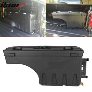 Fits 07 19 Toyota Tundra Truck Storage Box Swing Case Toolboxes Passenger Side