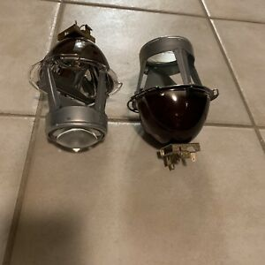 2x Bosch Genuine H1 Lenses 2 5 Headlight Retrofit Projectors
