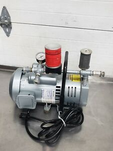 Wilson Paint Fresh Air Pump Breathing Apparatus Compressor 115v