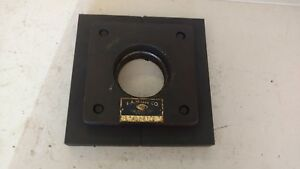 Fanco F a Nugier Hydraulic Shop Automotive Press Plate Die Bearing Remover
