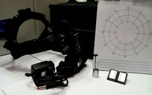 Indirect Ophthalmoscope With 20 Lens Wireless Rechargeable