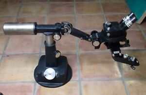 B l Stereozoom Forensic aerial Photo With Heavy Boom Stand