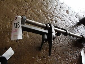 John Deere 5010 Or 5020 Tractor Shifter Forks Rail Part r35219 Tag 738
