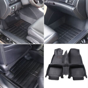 Us New Car Floor Mats Fit For Toyota Camry 2012 2017 Front rear Durable Carpets