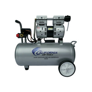 California Air Tools Cat 8010a 8 5 Amp Oil free Tankless Air Compressor New