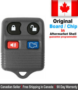 1x Oem Replacement Keyless Entry Remote Control Key Fob For Ford Lincoln Mercury