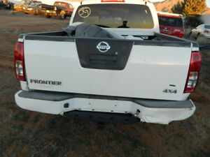 05 06 07 08 09 10 11 12 Nissan Frontier Trunk Lid Tail Gate Tailgate Liftgate