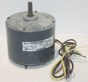 Ge 1 4 Hp Electric Motor 230v 1100 Rpm 5kcp39jg Single Phase New old Stock