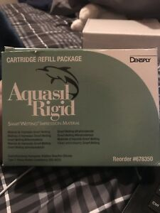 Aquasil Rigid Regular Set By Dentsply Brand New And Untouched