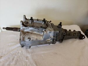 4 Speed Transmission 67 Corvette 427 435