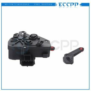 Power Door Lock Actuators Rear Passenger For 08 17 Dodge Chrysler Grand Caravan