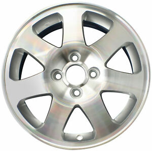 New Set Of 4 15 Alloy Wheels For Honda Civic Si Style Wheels