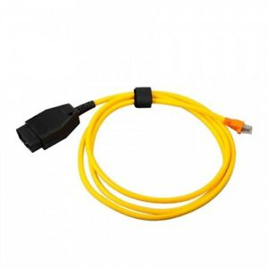 Interface Cable For Bmw Enet Ethernet To Obd E Sys Icom Coding F Series
