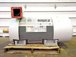 Rx 4025 Reliance Electric 300 Hp Motor 1192 Rpm 3 Ph 4000 V 23cg5010y