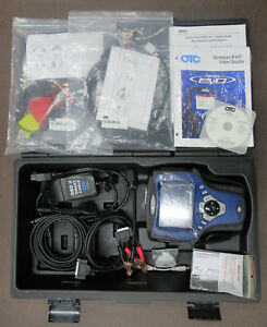Genisys 555302 Otc Scan Tool 09 W abs Cables Kit System 4 0 W 4gb Memory 7003866