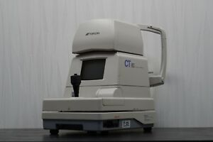 Topcon Ct 80 Computerized Tonometer Year end Blowout